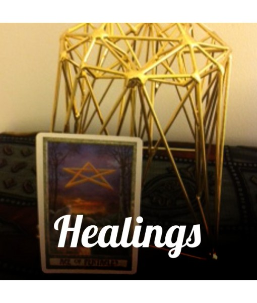 Healing Package - Five 30 Minute ...