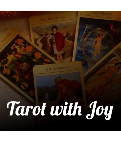 General Tarot Reading - 60 minutes